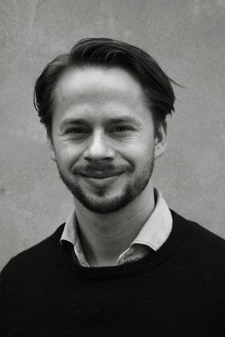 Psykolog Alex Klubien